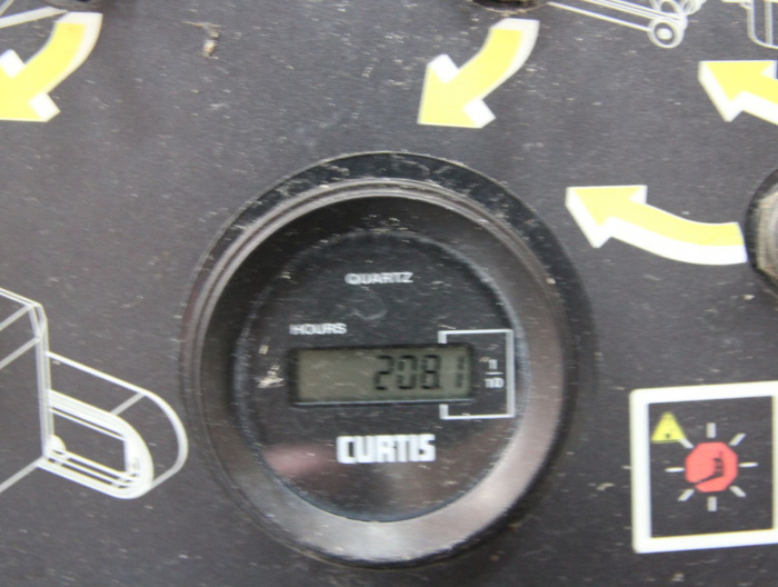 I20520 ALMACRAWLER JIBBI 1670 EVO
