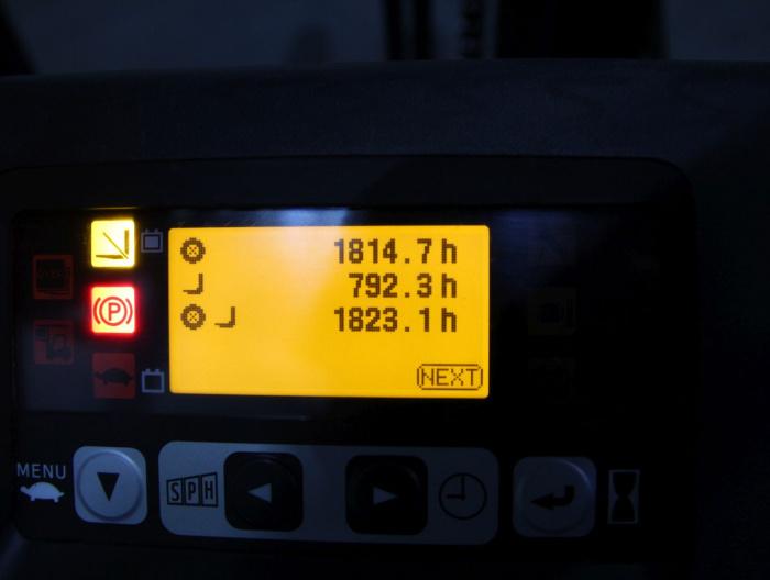 M20137 TOYOTA 8FBET15