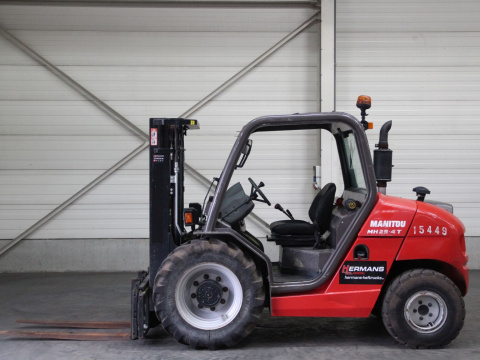 I15449 MANITOU MH25-4T Buggie