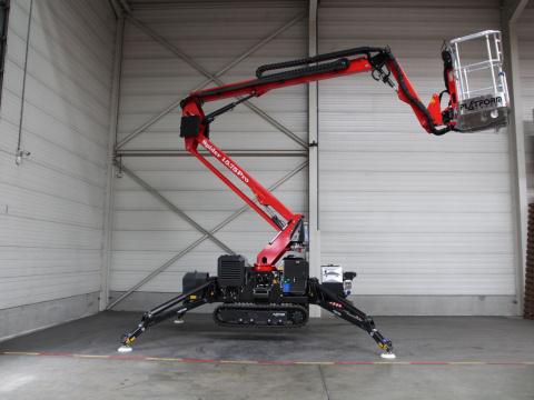 M21207 PLATFORM BASKET SPIDER 15.75 PRO